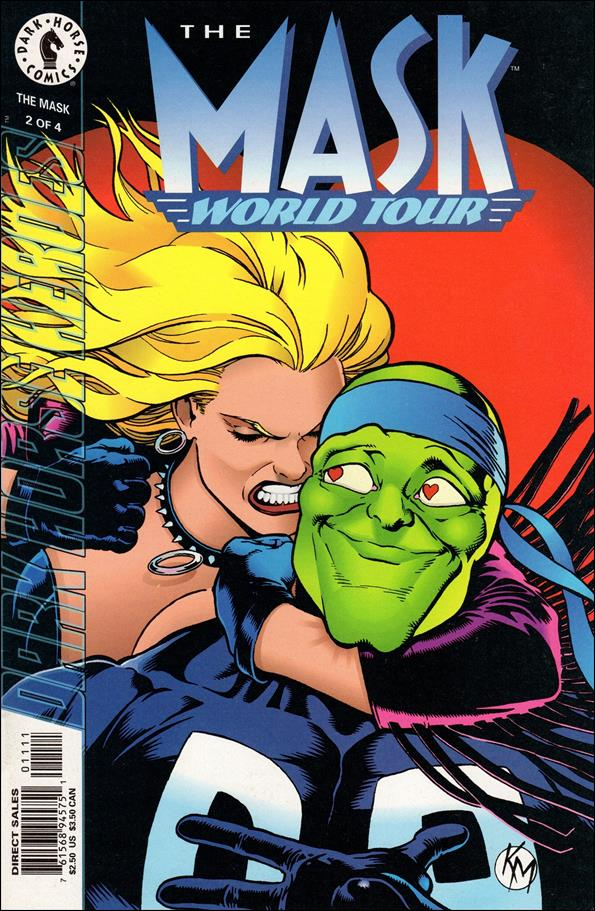 Mask (1995) 11-A by Dark Horse