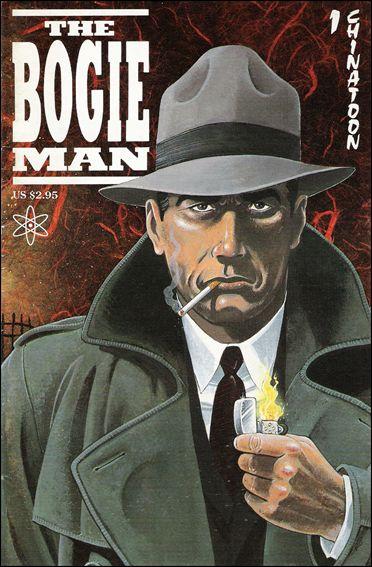 Bogie Man: Chinatoon 1-A by Atomeka