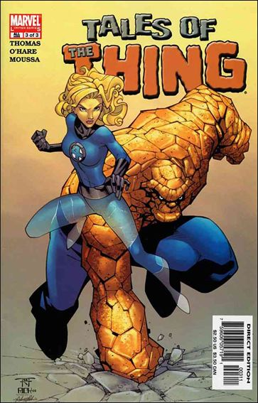 Tales of the Thing 3-A by Marvel