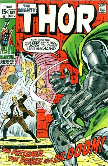 Thor (1966) 182-A by Marvel
