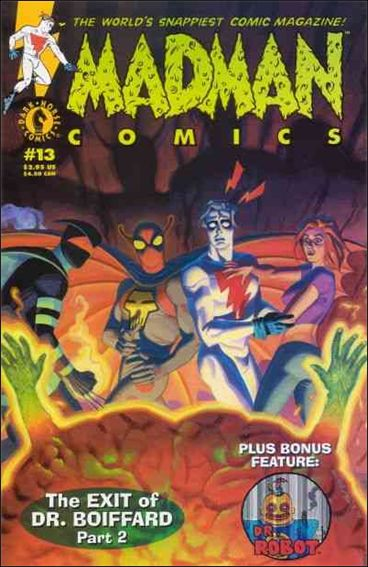 Madman Comics 13-A by Dark Horse