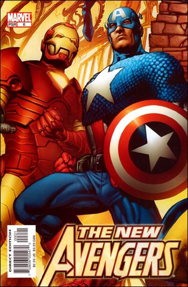 New Avengers (2005) 6-B by Marvel