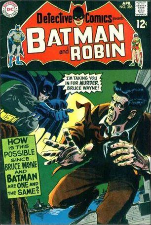 Detective Comics (1937) 386-A