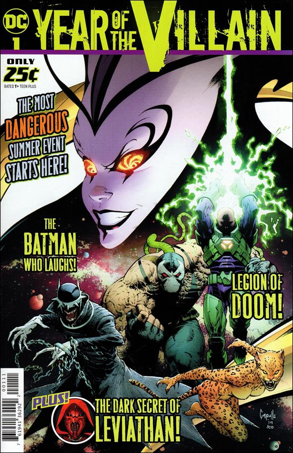 DC's Year of the Villain Special 1-A by DC