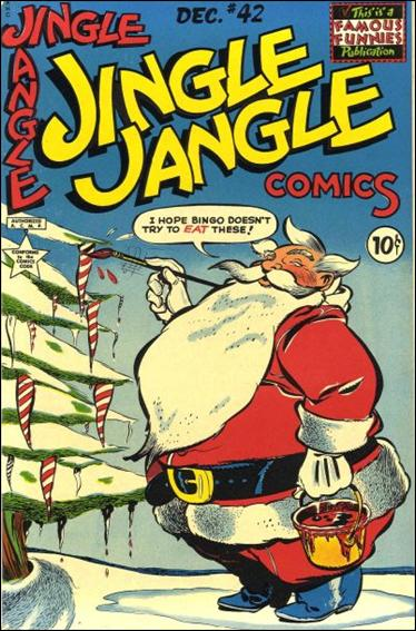 Jingle Jangle Comics 42-A by Eastern Color