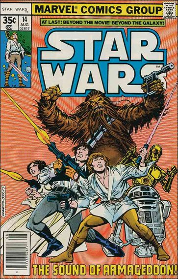 Star Wars (1977) 14-A by Marvel