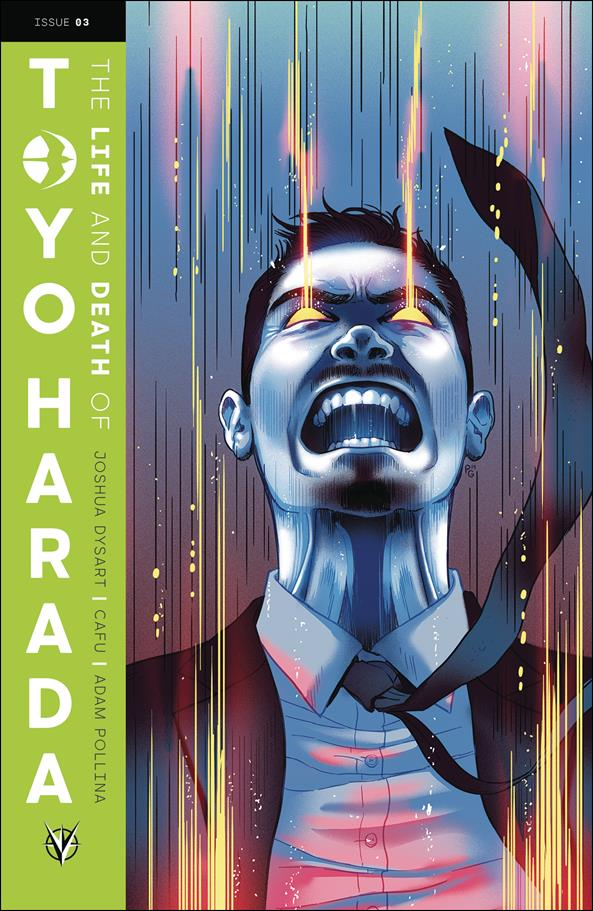 Life and Death of Toyo Harada 3-B by Valiant Entertainment