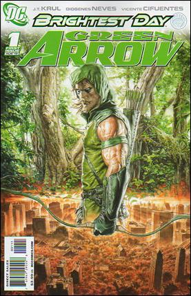 Green Arrow (2010/08) 1-A by DC