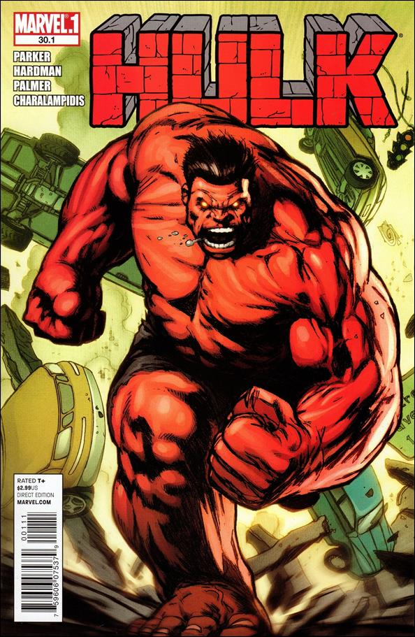 Hulk (2008)  30.1-A by Marvel