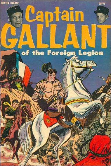 Captain Gallant 1-B by Charlton