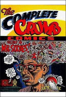 Complete Crumb Comics 4-A by Fantagraphics