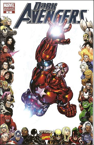 Dark Avengers (2009) 8-B by Marvel