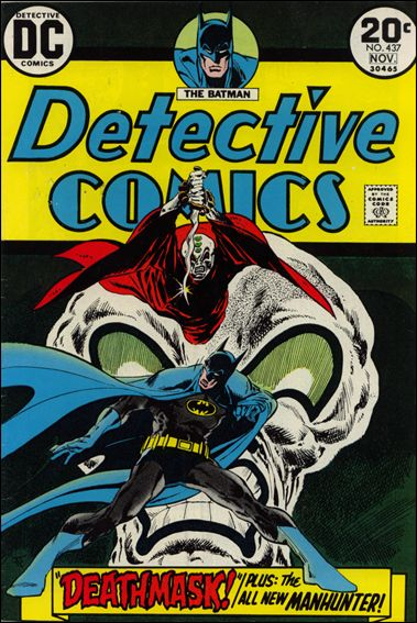 Detective Comics (1937) 437-A by DC