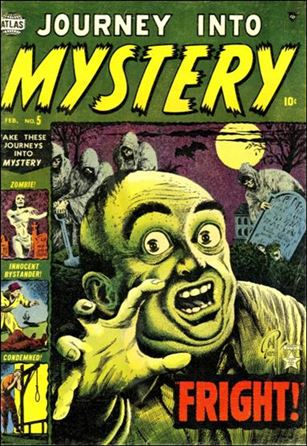 Journey into Mystery (1952) 5-A