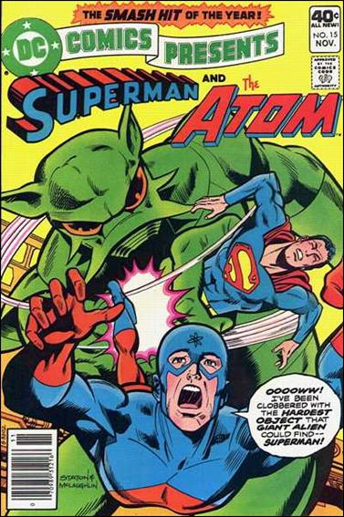 DC Comics Presents (1978) 15-A by DC