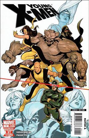 Young X-Men 1-A
