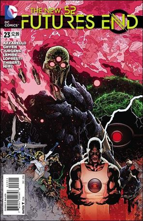 New 52: Futures End  23-A