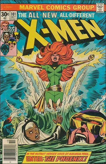 X-Men (1963) 101-A by Marvel
