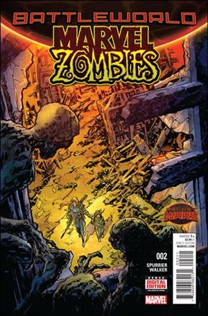 Marvel Zombies (2015) 2-A