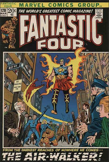 Fantastic Four (1961) 120-A by Marvel