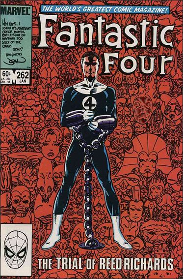 Fantastic Four (1961) 262-A by Marvel