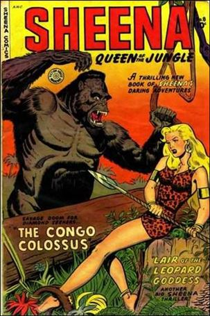 Sheena, Queen of the Jungle (1942) 8-A
