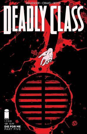 Deadly Class 21-A
