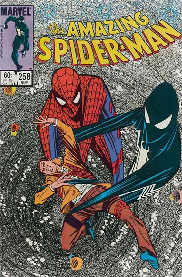 Amazing Spider-Man (1963) 258-A by Marvel