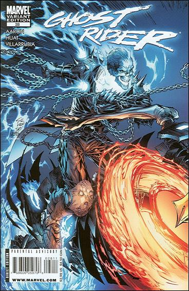 Ghost Rider (2006) 28-B by Marvel