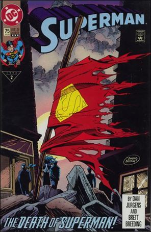 Superman (1987) 75-G