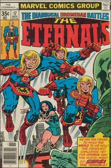 Eternals (1976) 17-A by Marvel