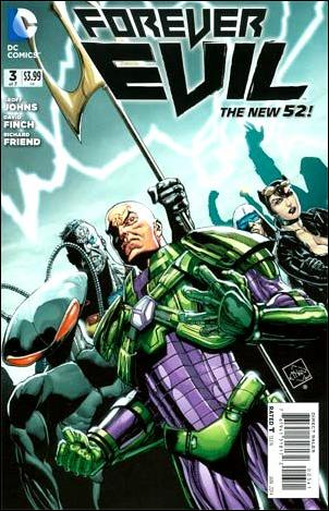 Forever Evil 3-F by DC