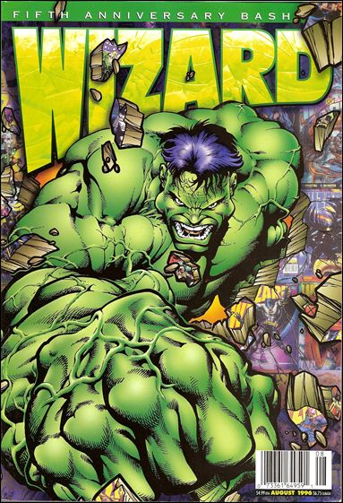 Wizard: The Guide to Comics 60-A by Wizard Press