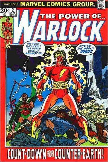 Warlock (1972) 2-A by Marvel