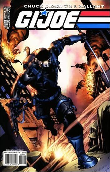 G.I. Joe (2008) 9-B by IDW