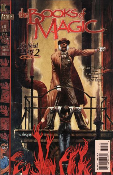 Books of Magic (1994) 10-A by Vertigo