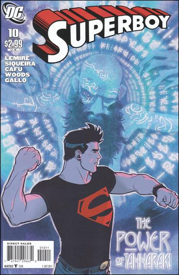 Superboy (2011/01) 10-A by DC