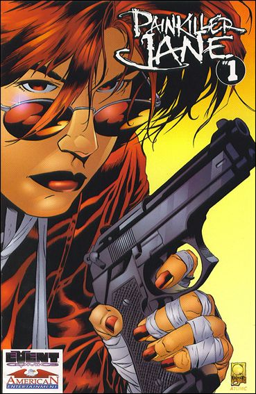 Painkiller Jane (1997) 1-C by Event Comics
