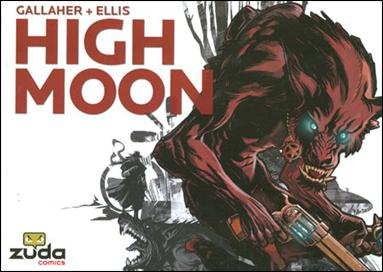 High Moon cover