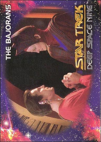Star Trek: Deep Space Nine (Base Set) 87-A by SkyBox