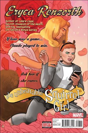 Unbeatable Squirrel Girl (2015/12) 8-A