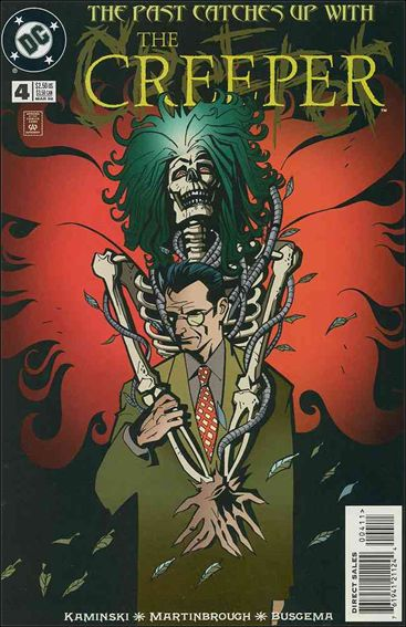 Creeper (1997) 4-A by DC