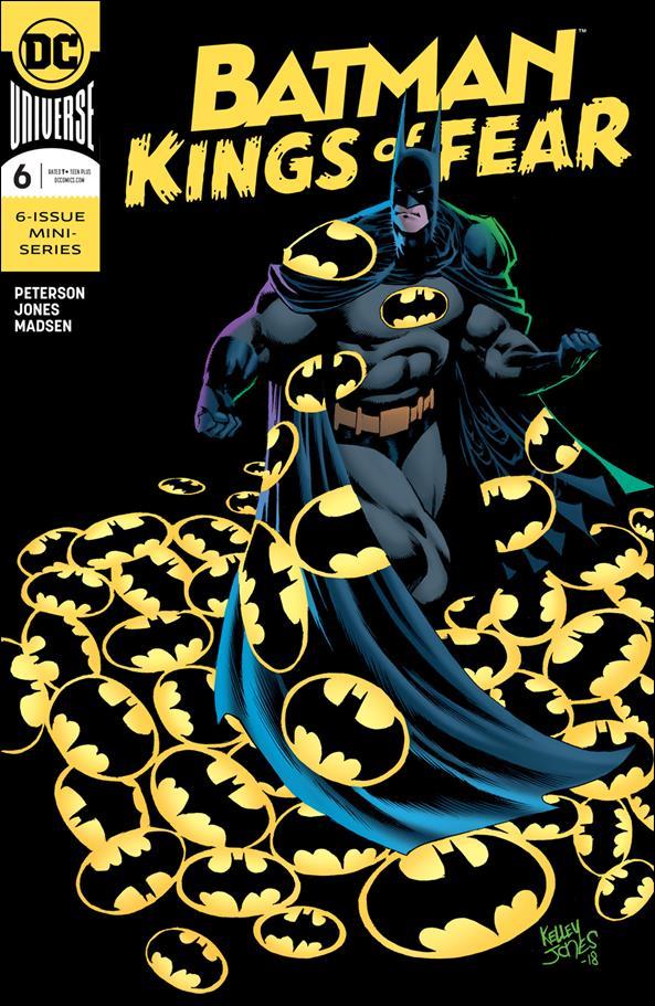 Batman: Kings of Fear 6-A by DC