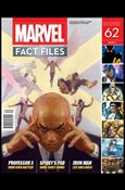 Marvel Fact Files 62-A