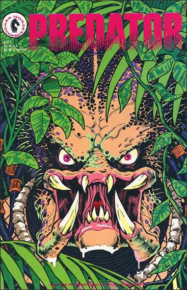 Predator (1989) 2-A by Dark Horse