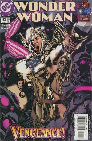 Wonder Woman (1987) 173-A