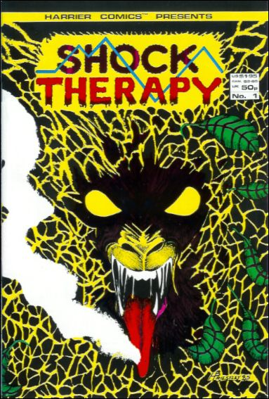 Shock Therapy (UK) 1-A by Harrier Comics