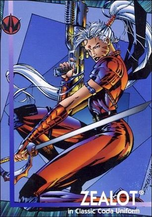Jim Lee's WildC.A.T.s (Promo) 18-A