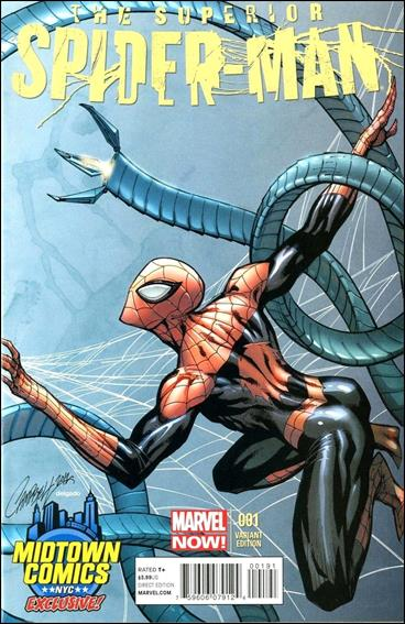 Superior Spider-Man 1-J by Marvel