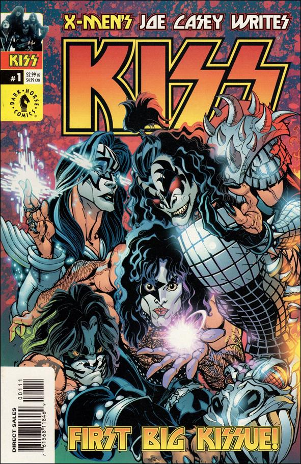 Kiss (2002) 1-A by Dark Horse
